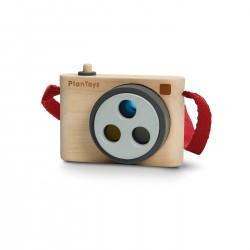 Macchina fotografica giocattolo con lenti colorate