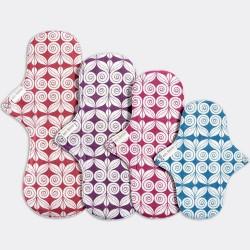Starter Kit assorbenti lavabili Ecofemme - ecomestruazioni - Natural organic