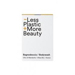 Bagnodoccia nutriente e addolcente - Less Plastic + More Beauty
