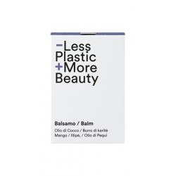 Balsamo solido corpo e capelli - Less Plastic + More Beauty