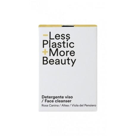 Detergente viso esfoliante delicato - Less Plastic + More Beauty