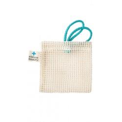 Portasapone sacchetto retato - Less plastic + More beauty