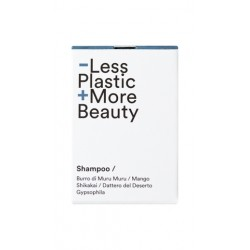 Shampoo solido capelli secchi o trattati - Less Plastic + More Beauty