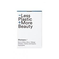 Shampoo solido capelli secchi o trattati - Less Plastic + More Beauty