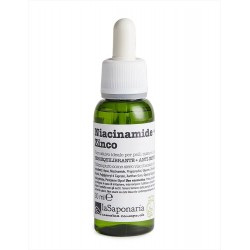 Niacinamide + zinco - linea Attivi puri La Saponaria