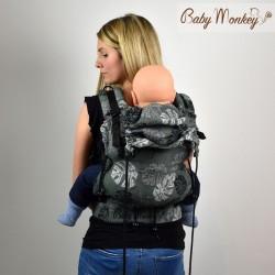 Marsupio ergonomico Regolo Babymonkey Rainforest Rosemary - spedizione gratuita