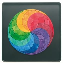 Spirale colorata - puzzle magnetico Grimm's Spiel und Holz Design