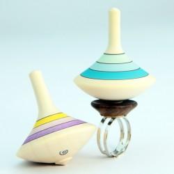 Toupie trottola Anello di Saturno - il Tarlo
