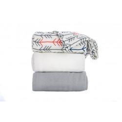 Tula blankets - Teli in mussola di bambù - True set