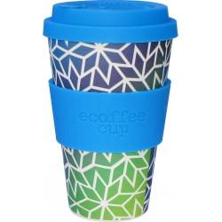 Ecoffee cup Stargate tazza riutilizzabile e biodegradabile 400ml