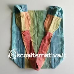 Slow Rainbow bag - large - borsa taglia grande