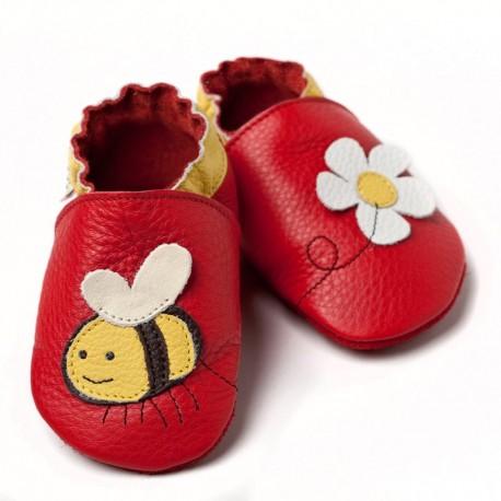 Scarpine morbide - babbucce - fantasia Little Bee