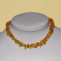 Collanina ambra Honey
