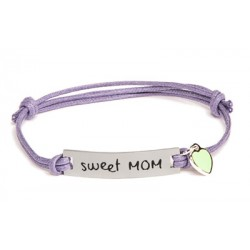 Bracciale Mami Tag - Sweet Mom