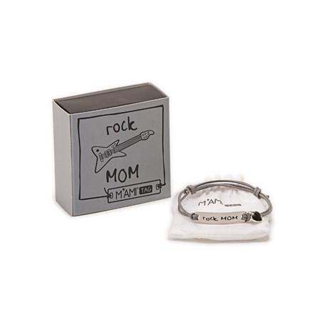 Bracciale Mami Tag - Rock Mom