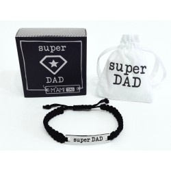 Bracciale Mami Tag - Super Dad