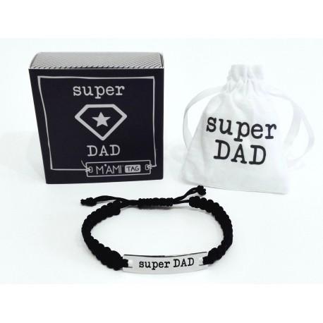 Bracciale Mami Tag - Super Dad