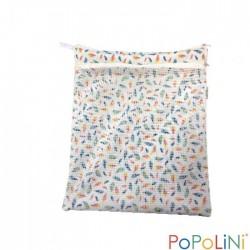 Wet bag doppia tasca Powwow Popolini