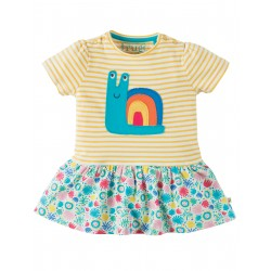 Vestitino Little Laura - Jamboree Jungle - Frugi
