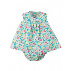 Completo vestito e culotte Penny Pretty - Jamboree Jungle - Frugi
