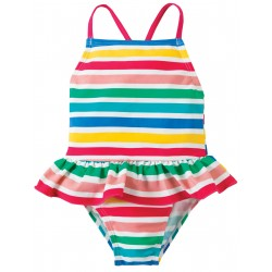 Costume intero - Summer Stripe - Frugi
