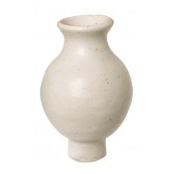 Personaggio in legno Grimm's -  vaso bianco
