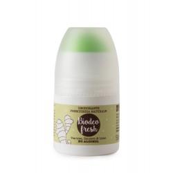 Deodorante Biodeo Fresh - Tea Tree, Zenzero, Lime- linea Radici la Saponaria