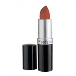 Natural lipstick Benecos - Soft coral