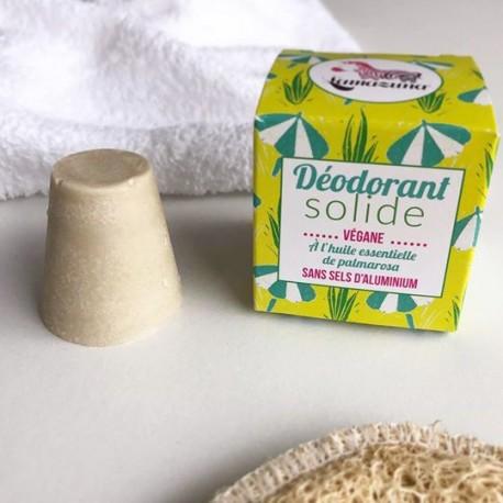 Deodorante solido alla Palmarosa - Lamazuna