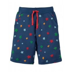 Pantaloncini Starry Sky in cotone biologico GOTS