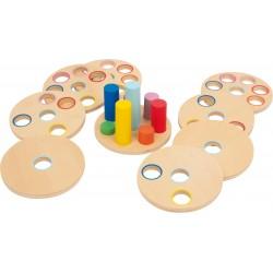 Logistecca - puzzle a incastri