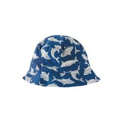 Cappello reversibile Scilly Shark Frugi in cotone biologico