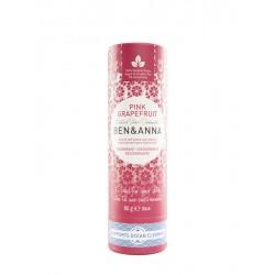 Deodorante solido in tubo di cartone - Pink Grapefruit