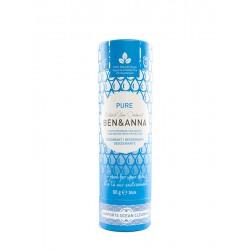 Deodorante solido in tubo di cartone - Pure