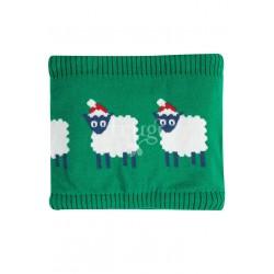Scaldacollo pecorella in cotone biologico Frugi