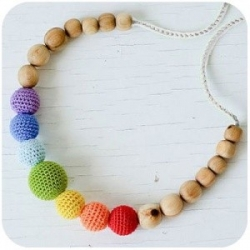 Collana Simple Rainbow