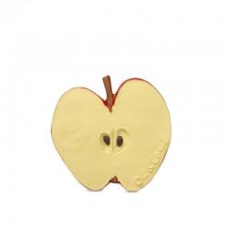 Pepita la mela - gioco in gomma naturale