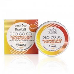 Deo CO.SO. Brioso - deodorante solido zerowaste