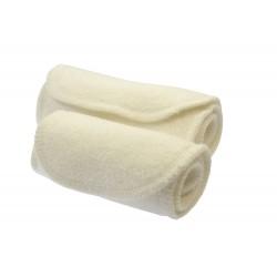 Inserto per pannolini lavabili in cotone biologico- Blumchen