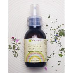 Protettivo Spray Igienizzante mani - la Saponaria