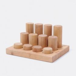 Gioco dei cilindri natural - Grimm