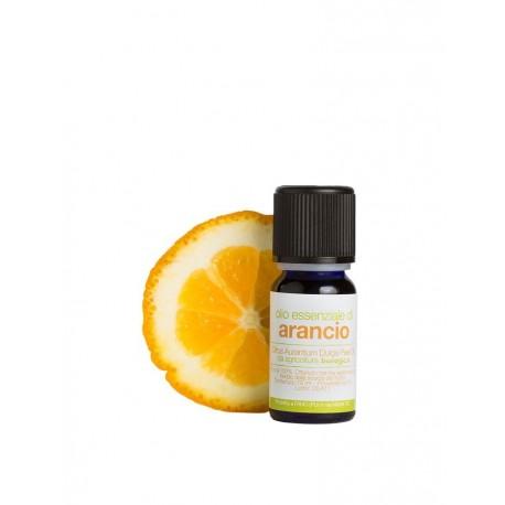 Olio essenziale di arancio dolce biologico