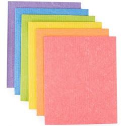Spugne compostabili - Rainbow pack 6 pezzi