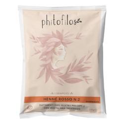 Henné rosso n°2 - Phitofilos